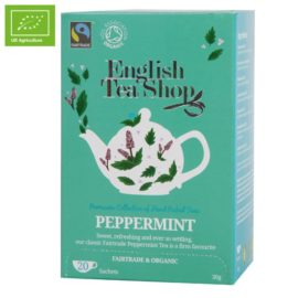 Menta 30gr - English Tea Shop - Té con los ingredientes más saludables. Acompañante ideal para los desayunos.